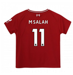 Tenue de football pour enfant Liverpool FC 2018-2019 Home