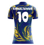 T-shirt Brésil Football 2018-2019 Away