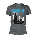 T-shirt Husker Du DONT WANT ME TO KNOW IF YOU ARE LONELY