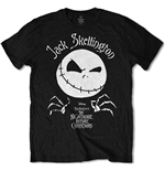 T-shirt The Nightmare Before Christmas: Jack Head