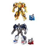 Transformers Bumblebee Energon Igniters Power Nitro 2018 Wave 3 assortiments figurines (4)