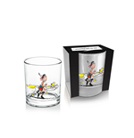 Lucky Luke verre Whisky Luke & Jolly Jumper #1