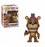 Five Nights at Freddy's Pizza Simulator Figurine POP! Games Vinyl Rockstar Freddy 9 cm