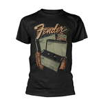 T-shirt Fender TWIN REVERB