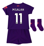 Tenue de football pour enfant Liverpool FC 2018-2019 Away