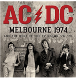 Vinyle Ac/Dc - Melbourne 1974 & The Tv Collection (2 Lp)
