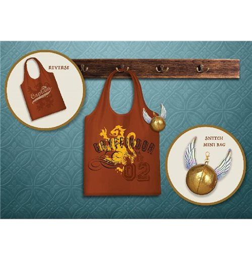 Sac à Main Harry Potter - Golden Snitch