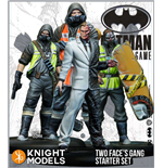 Batman jeu de figurines 2nd Edition Starter Set Two-Face *ANGLAIS*