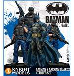 Batman jeu de figurines 2nd Edition Starter Set Batman *ANGLAIS*