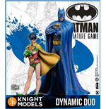Batman jeu de figurines 2nd Edition figurines Dynamic Duo *ANGLAIS*