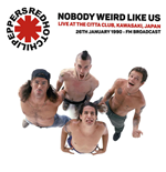 Vinyle Red Hot Chili Peppers - Nobody Weird Like Us