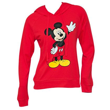 sweat shirt mickey pour femme