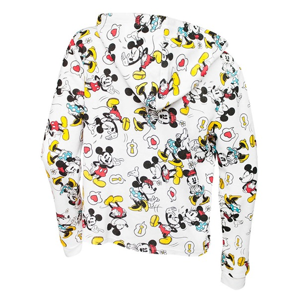 Sweat Mouse Mickey Femme Shirt Sweat ynwPN80mvO