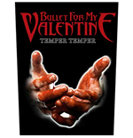 Patch Bullet For My Valentine  - Design: Temper Temper