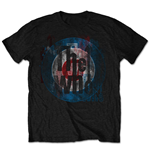 T-shirt The Who  pour homme: Target Texture