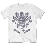 T-shirt The Who: Pinball Wizard Flippers (Retail Pack)