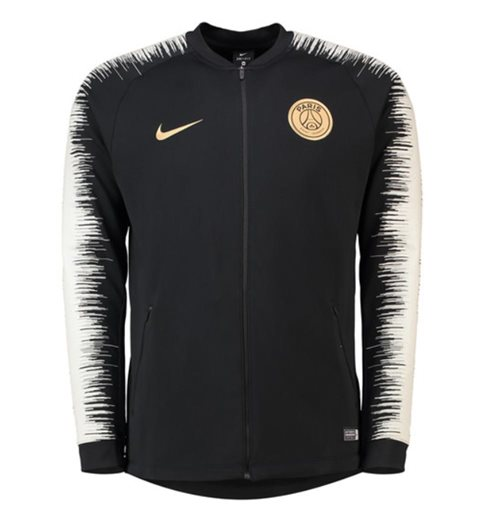 revendeur 78258 d4304 Veste Anthem Paris Saint-Germain Nike 2018-2019 (Noir)
