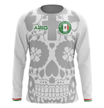 T-shirt Manches Longues Mexique Football 2018-2019 Away