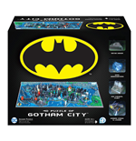Batman puzzle 4D Large Gotham City (1550+pièces)