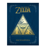 The Legend of Zelda Encyclopedia Hardcover *ANGLAIS*