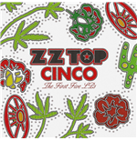 Vinyle Zz Top - Cinco: The First Five Lps