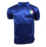 T-shirt Rétro Italie Football