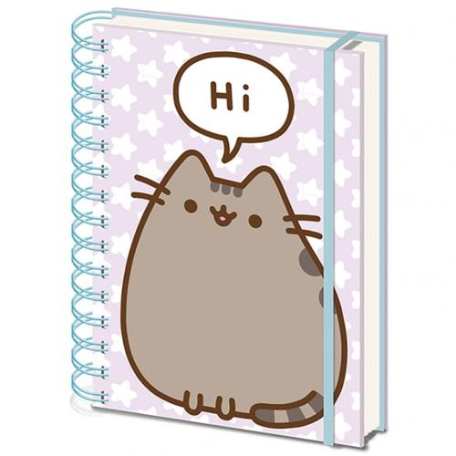 Bloc-notes Pusheen 318045