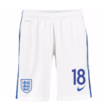 Short Angleterre Football 2016-2017 Home