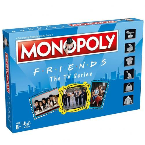 Monopoly Edition Friends