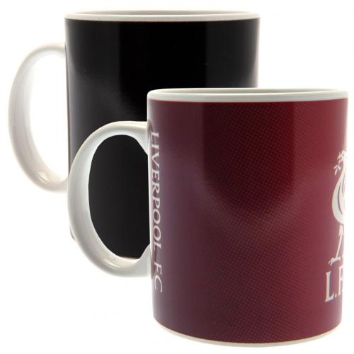 Tasse Thermosensible Liverpool FC