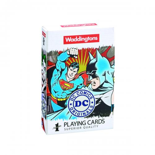 Jeu de Cartes Superheroes DC Comics 318169