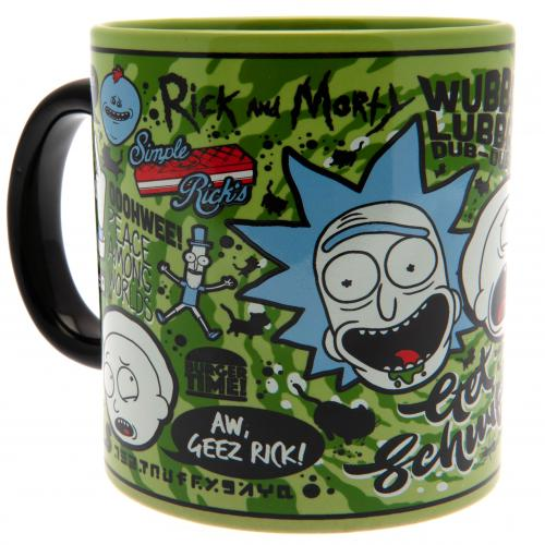 Tasse Rick and Morty 318176