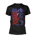 T-shirt Plan 9 - They Came From Beyond Space