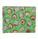 Rick et Morty porte-monnaie All Over Print
