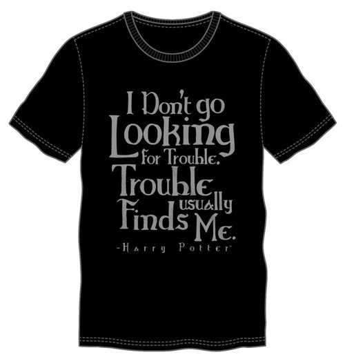 T-shirt Harry Potter  318379