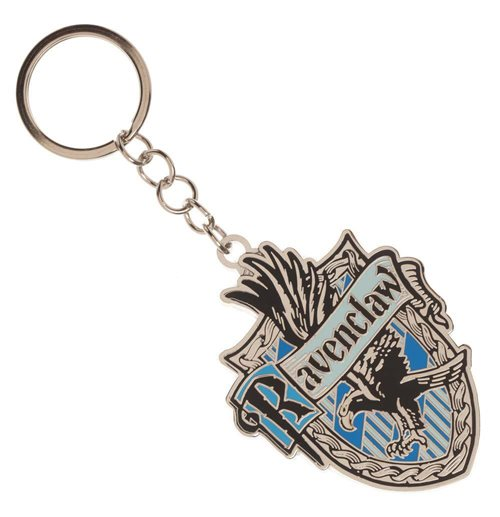 Harry Potter porte-clés métal Ravenclaw House