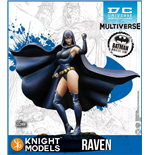 Batman/DC Universe jeu de figurines 2nd Edition figurine Raven *ANGLAIS*
