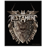 Patch Testament  - Design: Shield