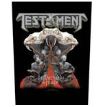 Patch Testament  - Design: Brotherhood of the Snake
