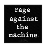 Patch Rage Against The Machine  - Design: Logo