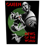Patch Queen - Design: News of the World