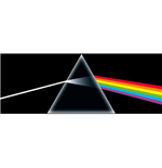 Poster Pink Floyd - Design: Dark Side Of The Moon