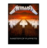 Poster Metallica - Design: Master of Puppets