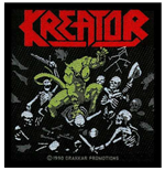 Patch Kreator  - Design: Pleasure to Kill