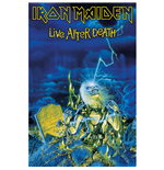 Poster Iron Maiden - Design: Live After Death