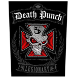 Patch Five Finger Death Punch  - Design: Legionary