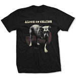 T-shirt Alice in Chains  pour homme - Design: Three Legged Dog