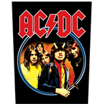 Patch AC/DC - Design: Highway to Hell