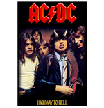 Poster AC/DC - Design: Highway To Hell