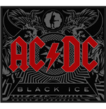 Patch AC/DC - Design: Black Ice